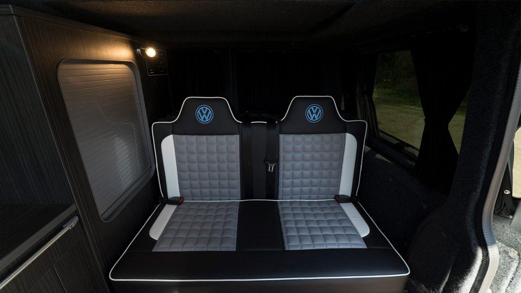 Camper Van seating area